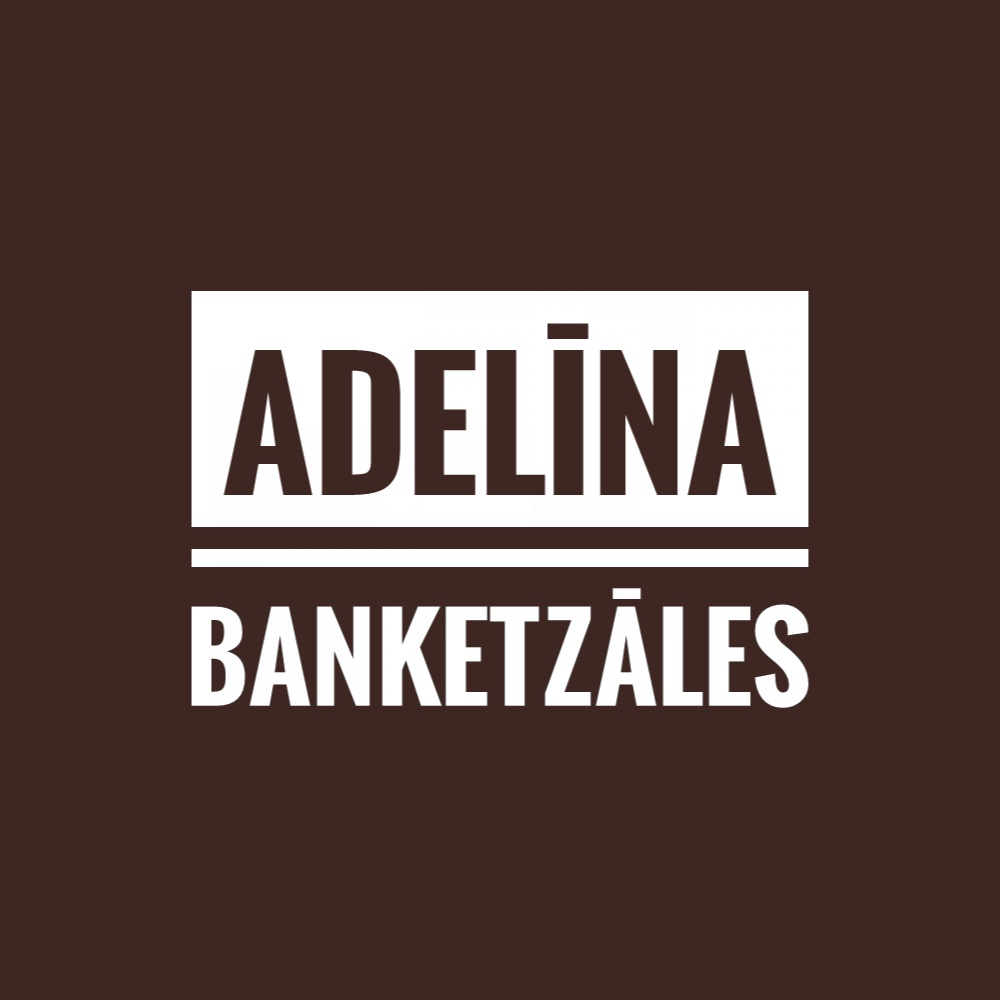 ADELĪNA banketzāle logo