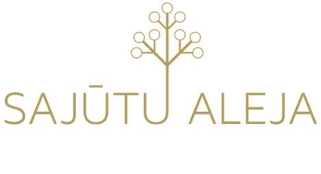 Sajūtu aleja, SIA Logo