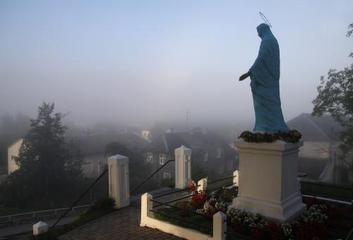 Sv. Marijas statuja