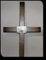 Ozolkoka vai oša parastie un ortodoksālie (pareizticīgo) krusti RANTAN SIA -