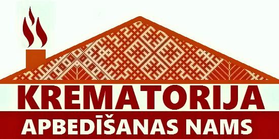 Jaunā Krematorija, Apbedīšanas nams, Birojs Sarkandaugavā Logo