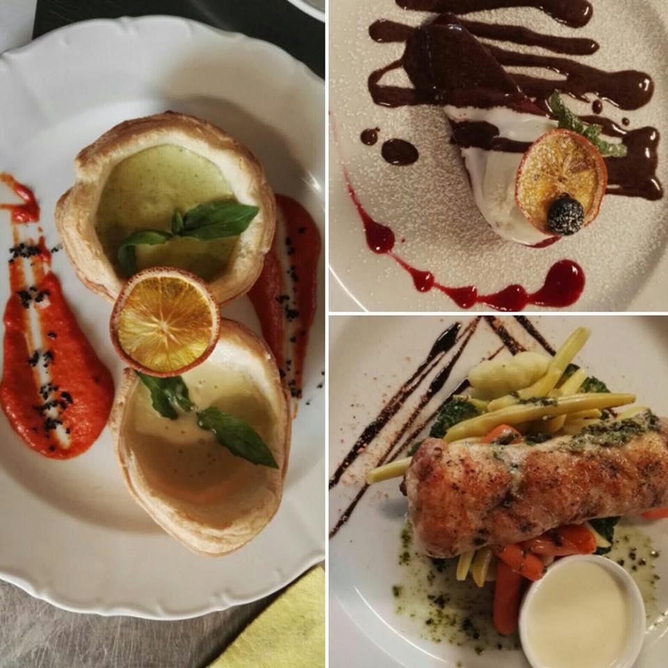 Sēru mielasti Policijas akadēmija 98 restorāns