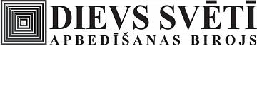 Dievs svētī apbedīšanas birojs Logo