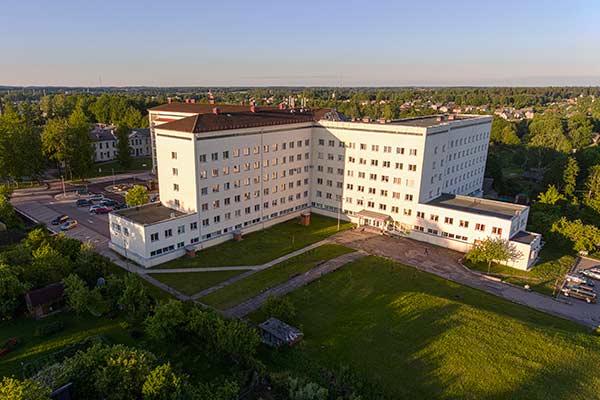 SIA Rēzeknes slimnīca.Morgs Logo