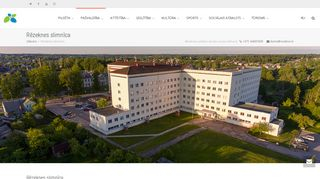 SIA Rēzeknes slimnīca.Morgs Mājaslapa