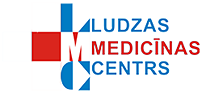 Ludzas rajona slimnica.Morgs Logo