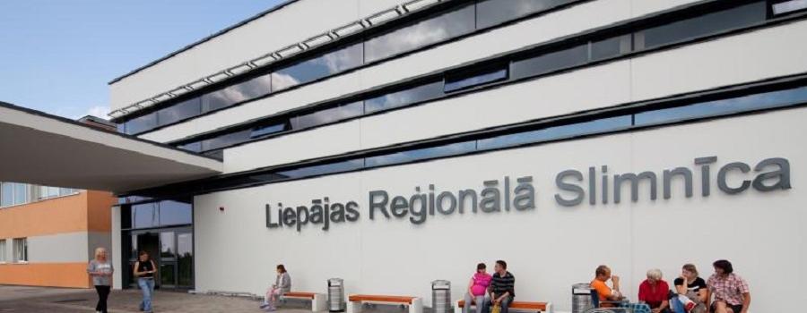 Liepājas reģionālā slimnīca.Morgs Logo