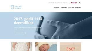 Siguldas slimnīca, poliklīnika.Morgs webpage
