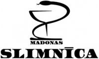 Madonas slimnīca.Morgs Logo