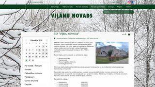 Viļānu slimnīca.Morgs webpage