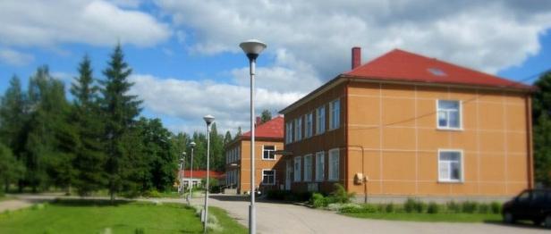 Dagdas slimnīca.Morgs Logo