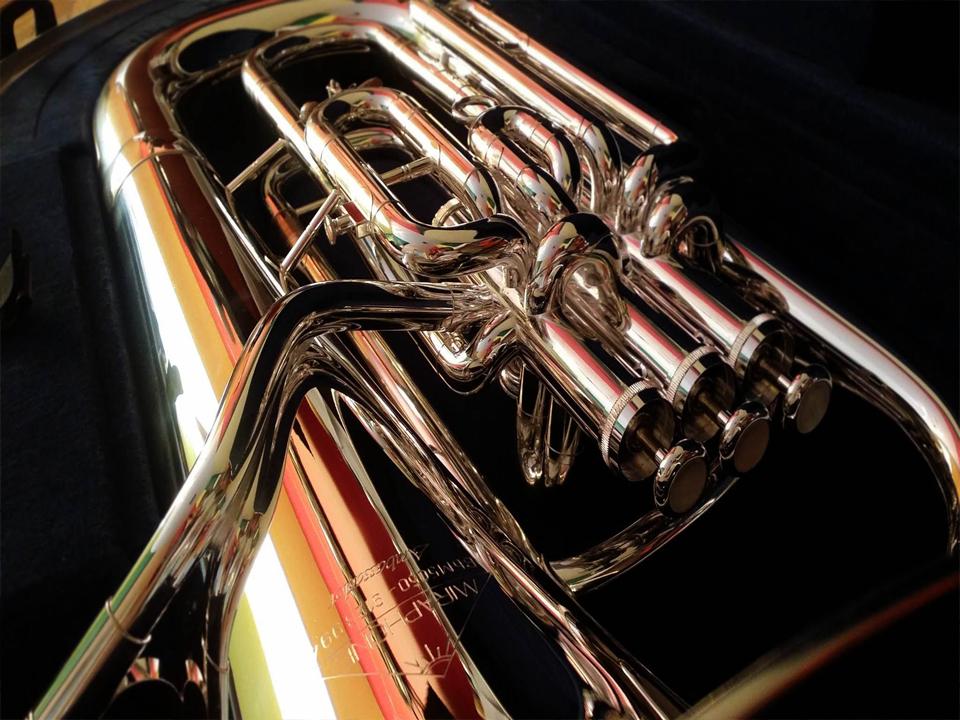 Tuba - Latvian Memorial Brass