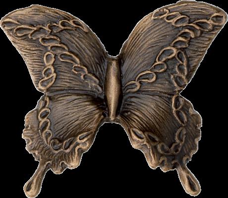 Bronzos drugelis