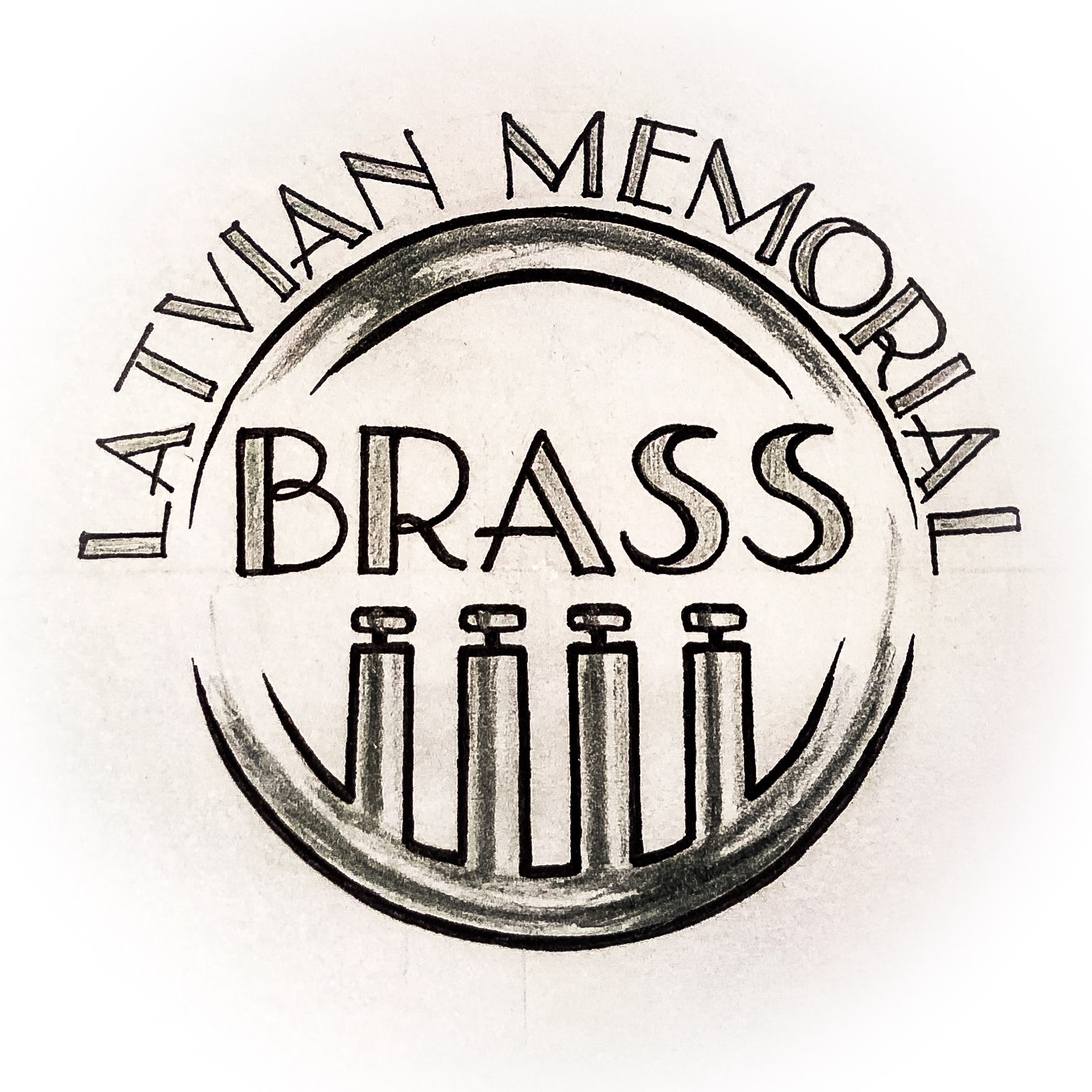 Latvian Memorial Brass