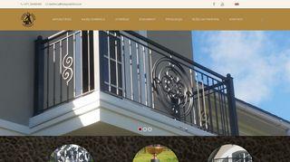 Kalŗju darbnīca LTD Homepage