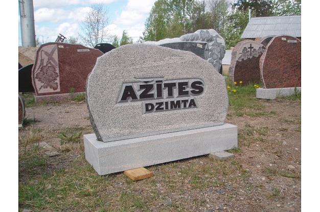 Pieminekļi V.Berga akmenkaļa darbnīca,  Kurzemē
