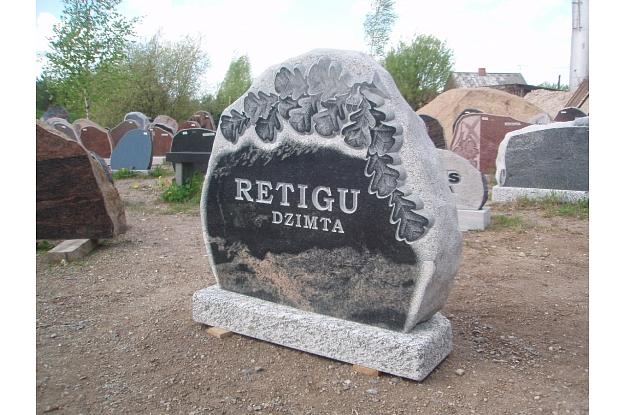 Kapu pieminekļi  V.Berga akmenkaļa darbnīca,  Kurzemē