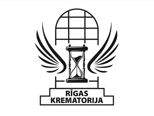 Rīgas kremācijas centrs-krematorija SIA Logo