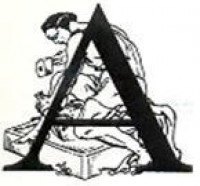 """""""Amnibuss"""" Filiāle, Tirdzniecības laukumā Logo"""