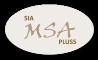 MSA Pluss Logo