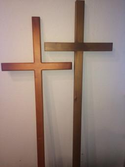 Koka krusti (luterāņu/katoļu), lakoti