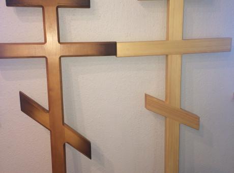 Деревянные кресты (православные / старообрядцы)