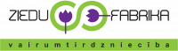 Ziedu Fabrika Logo