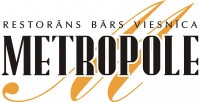 Metropole restorāns Logo