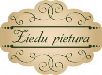 Ziedu pietura, ziedu veikals, SIA Passiflora Логотип