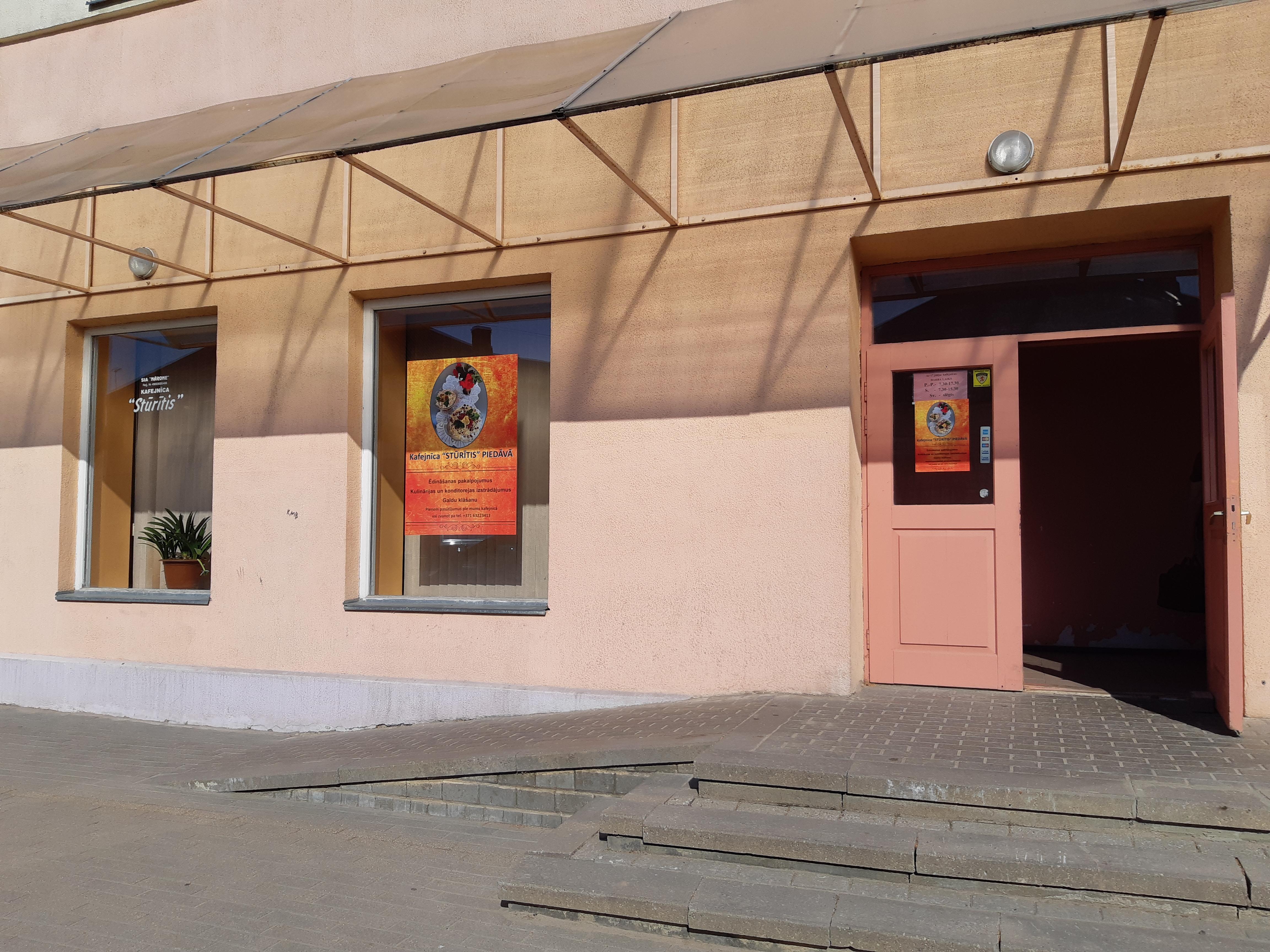 Stūrītis, kafejnīca Talsos Fotogalerija