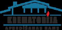 Jaunā Krematorija, Apbedīšanas nams, Atvadu zāle Rīgā Логотип