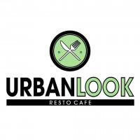 Urban Look, kafejnīca Логотип