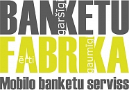 Banketu Fabrika, Izbraukuma banketi Logo