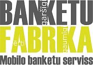 Banketu Fabrika, Izbraukuma banketi Логотип