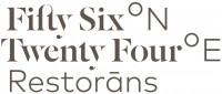 56°N 24°E, restorāns Logo