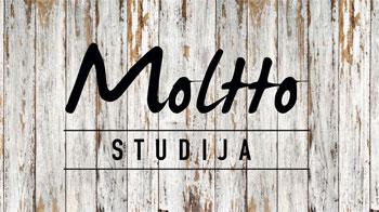 Moltto studija Logo