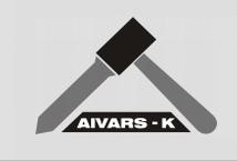 Aivars-K SIA Логотип