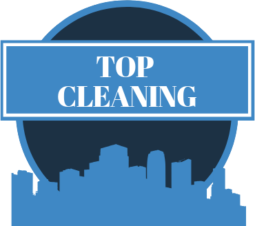 Top Cleaning, IK Logo