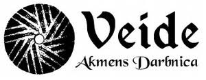VEIDE, Akmens darbnīca, Akmens Rūķis SIA logo
