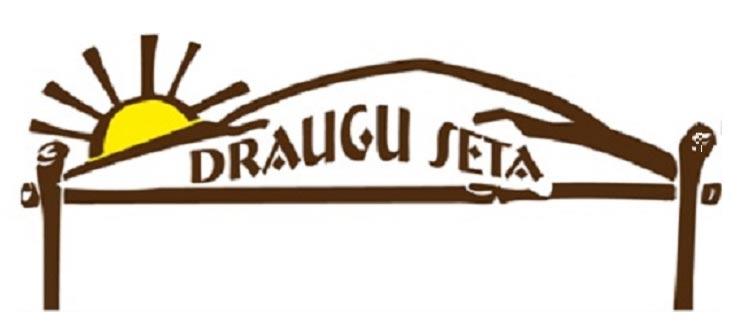 Draugu Sēta kafejnīca, HPBPP SIA Логотип