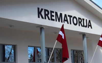 Krematorija Rīgā