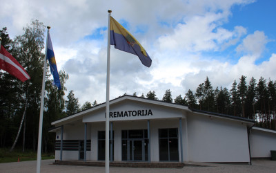 Kremēšana licincēta krematorijā