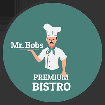Mr. BOBS Logo