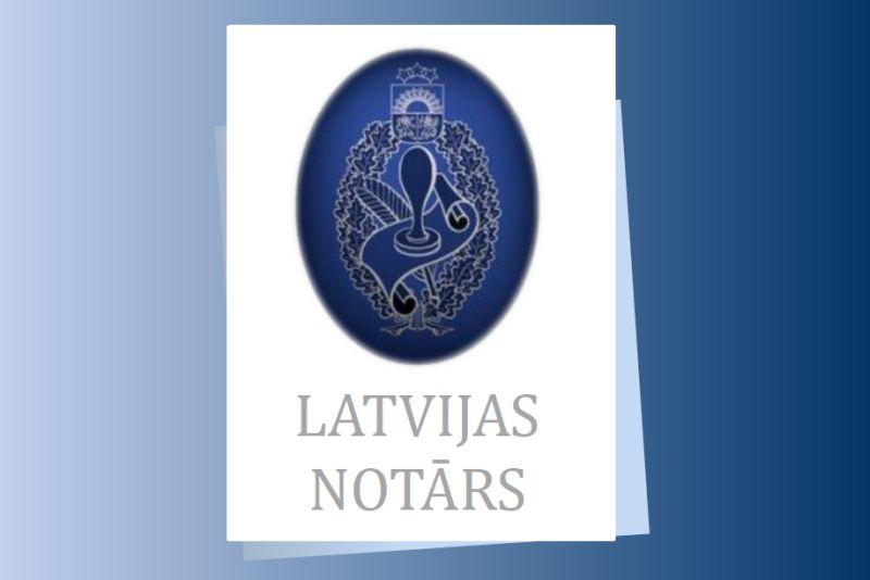Zvērināts notārs Gita Rubīna logo