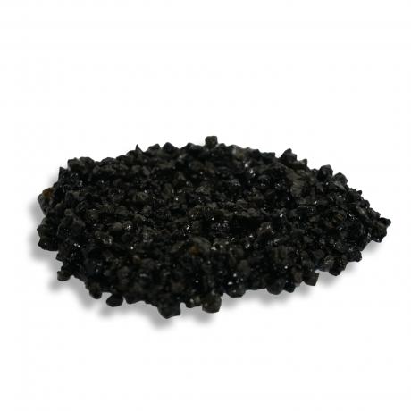 Черная Декоративная крошка