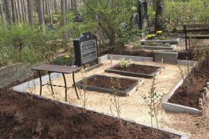 Обслуживание мест захоронения онлайн из любого города или страны