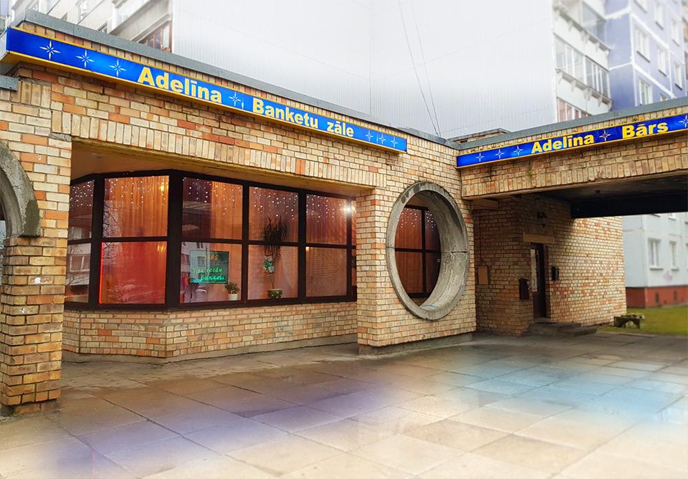 Banketu zāle ADELĪNA