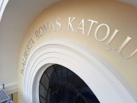 SV. ALBERTA ROMAS KATOĻU DRAUDZE Логотип