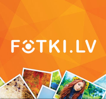 Fotki.lv - Foto apstrāde Logo