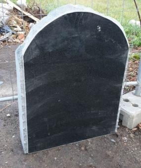 Granīta kapu piemineklis